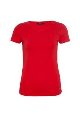 Blusa Justa Triton Basic Vermelha