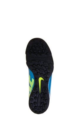 Chuteira Society Nike JR Mercurial Vortex TF EMB Azul