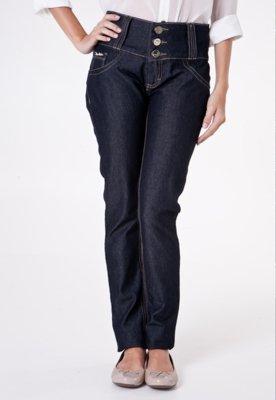 Calça Jeans Lança Perfume Cindy Azul