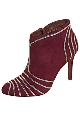 Ankle Boot Vivo Vinho - My Shoes