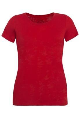 Blusa Pop Touch Style Vermelha