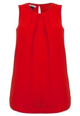 Blusa Colcci Comfort Clean Vermelha