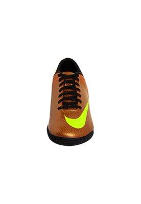 Chuteira Futsal Mercurial Victory IV IC Laranja - Nike