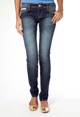 Calça Jeans Triton Skinny Elena Azul
