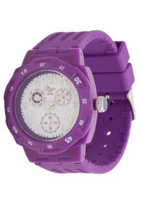 Relógio Condor KZ45036U Roxo