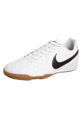 Chuteira Futsal Nike Flare Branco