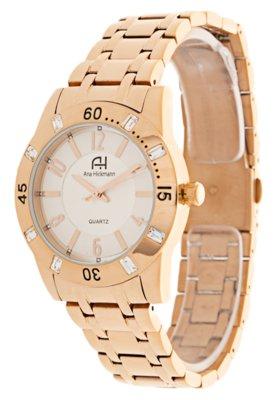 Relógio Ana Hickmann AH28731Z Bronze