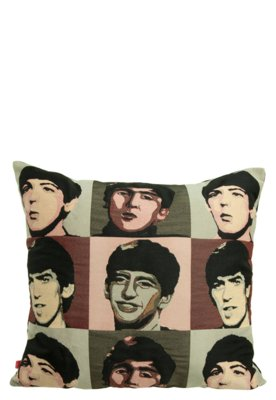 Capa de Almofada Lartex Beatles Preta