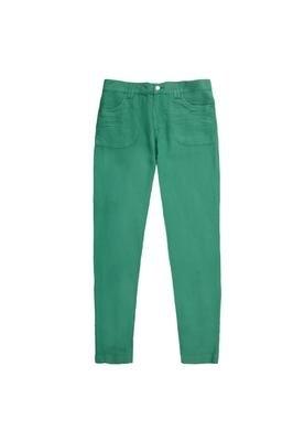 Calça Sarja Calvin Klein Clean Verde - Calvin Klein Jeans