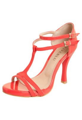 Sandália FiveBlu Glam Vermelha