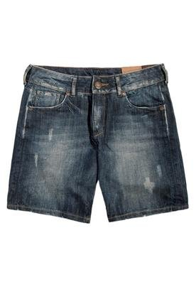 Bermuda Jeans Dalas Style Azul - Forum