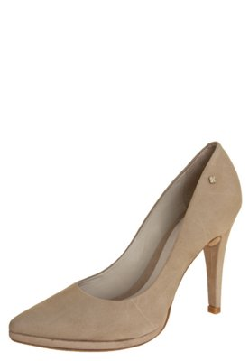 Sapato Scarpin Dumond Classic Bege - Capodarte
