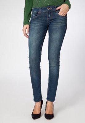 Calça Jeans Colcci Skinny Katy Azul