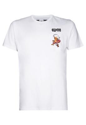 Camiseta Billabong SPrinter Branca