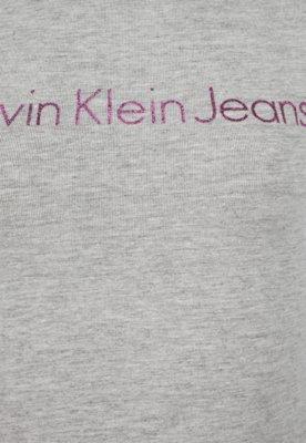 Vestido Calvin Klein Kids Unic Cinza
