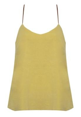 Blusa Shop 126 Citric Amarela