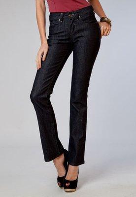 Calça Jeans Florence Preta - TNG
