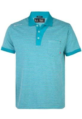 Camisa Polo Brasil Bordado Listrado - Coca Cola Clothing