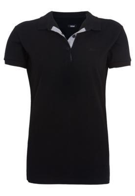 Camisa Polo Forum Comfort Preta