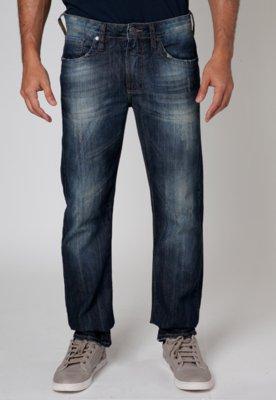 Calça Jeans Comfort Like Azul - Colcci