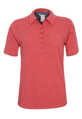 Camisa Polo Levis Urban Vermelha