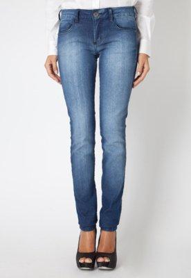 Calça Jeans Forum Elegance Lavagem Azul