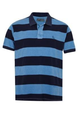Camisa Polo Lemon Grove Urban Azul