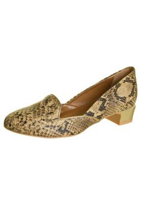 Sapato Scarpin Anna Flynn Autentic Bege