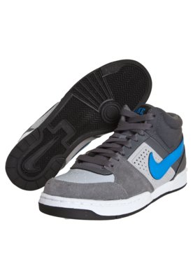 Tênis Nike Renzo 2 Mid Cinza