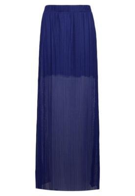 Saia Longa Dress To Move Azul