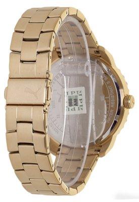 Relógio Puma Power-S Dourado
