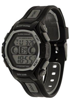 Relógio 1765491M Preto - Surf More