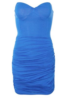 Vestido Justo Triton Ever Azul