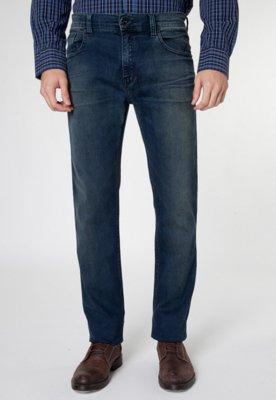 Calça Jeans Ellus Slim Urban Azul