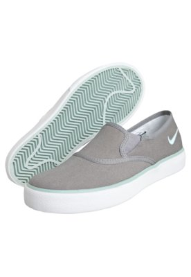 Tênis Nike Wmns SPring Slip-On Cinza