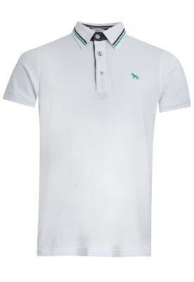 Camisa Polo Acostamento SPring Branca
