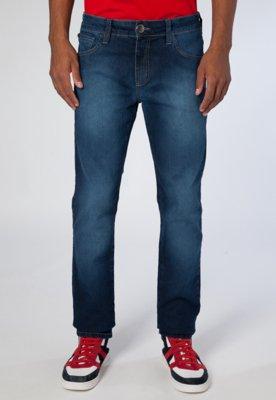 Calça Jeans Straght Gils Genuine Azul - Triton