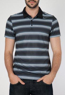 Camisa Polo Nike SPhere Listrada