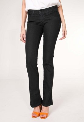 Calça Jeans Sawary Flare Tecnology Azul