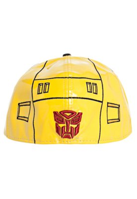Boné  59Fifty Transformers Amarelo - New Era