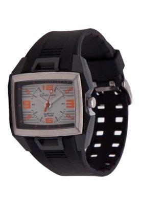 Relógio KM30134B Condor Preto