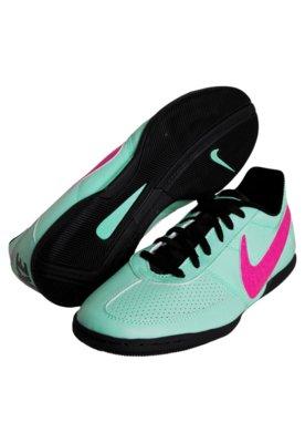 Chuteira Futsal Nike 5 Davinho Verde
