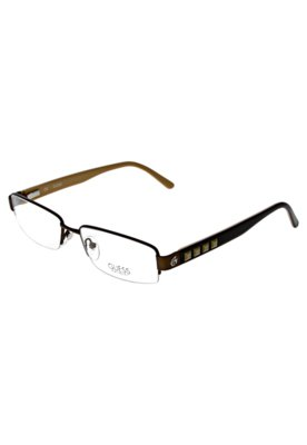 Óculos Receituário Guess 702170054BRN Marrom