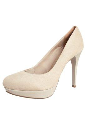 Sapato Scarpin Bebecê Colombina Nude