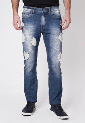 Calça Jeans Ellus Impious Azul