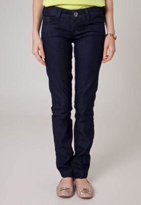 Calça Jeans Triton Elisa Indigo Azul