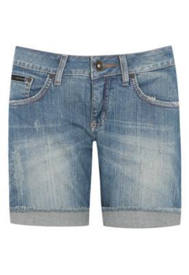Bermuda Jeans Life Azul - Calvin Klein Jeans