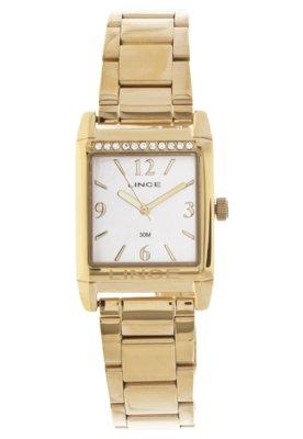 Relógio Lince LQGK004L S2KX Dourada