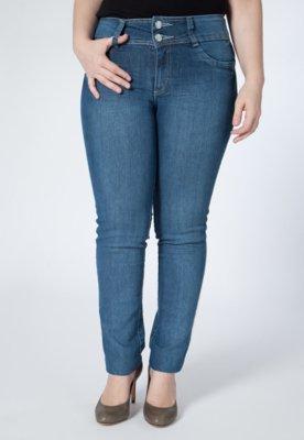 Calça Jeans Alice Skinny Azul - Biotipo