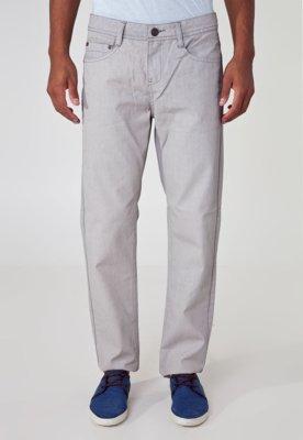 Calça Jeans Handbook Skinny Hedgard Cinza
